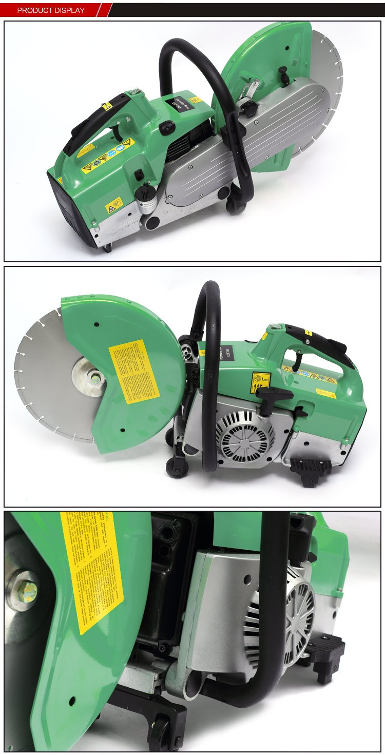 ojenas 350A 3.6hp garden machine diamond saw blade cutting tools