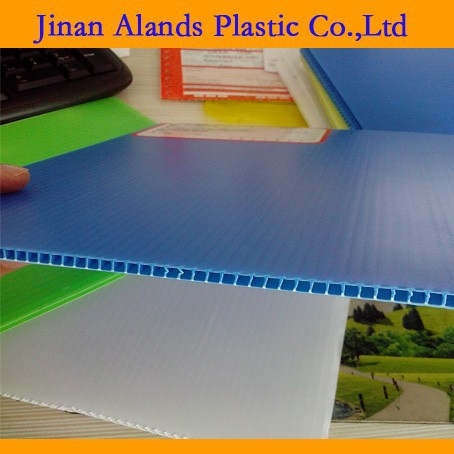 Best Price Pp Corrugated Board/pp Corrugated Sheet/pp Fluted Board For Flooring Protection