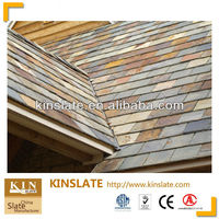 USA Hot Seller Real Multicolor Slate Stone Color Roof with Price