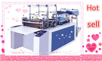 DONGYA Heat-sealing and Cold-cutting Plastic Packing Bag Making Machine/T-shirt Bag Machine/Plastic Bag Production Machine