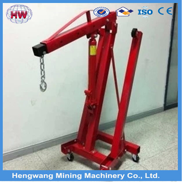 hot sale 1Ton/2 Ton/3Ton Small Hydraulic Lifting Fold Arm Truck Crane