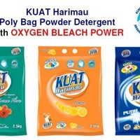 KUAT Harimau Poly Bag Powder Detergent