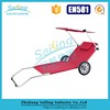 New Design Folding Beach Bed With Wheels