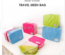 new arrival 2 color Multi-function travel bag Underwear package clothes tidy storage box covered portable bra bag garment bags