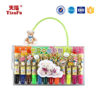 Wholesale DIY art washable non-toxic water color pen
