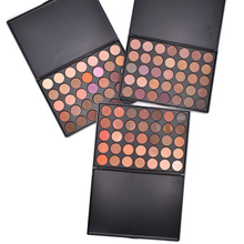 Good Quality Private Label OEM/ODM Cosmetics Makeup 35 Color Eyeshadow Palette Shimmer Matte Eyeshadow Palette