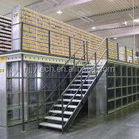 Mezzanine Rack System Based On Actual