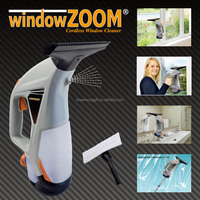TVH-10508 WINDOW ZOOM, Cordless Electric Window Vac, WINDOW CLEANER ZOOM