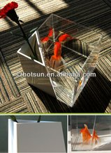 customized wholesale office table small acrylic aquariums