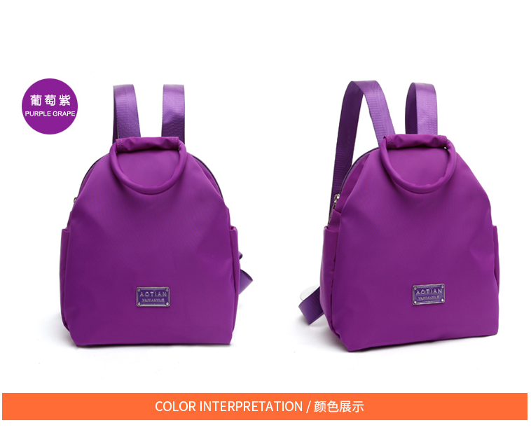 2016 Hot Sell Fashional Leisure Kpop Backpack Bag