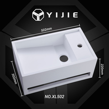 Professional factory supply standards lavatory basin stylish wash basin dimensions