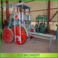 honeycomb coal briquette molding machine with large capacity