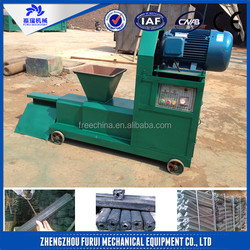 Easy operational coal rod extruder machine/coal rod extrusion machine
