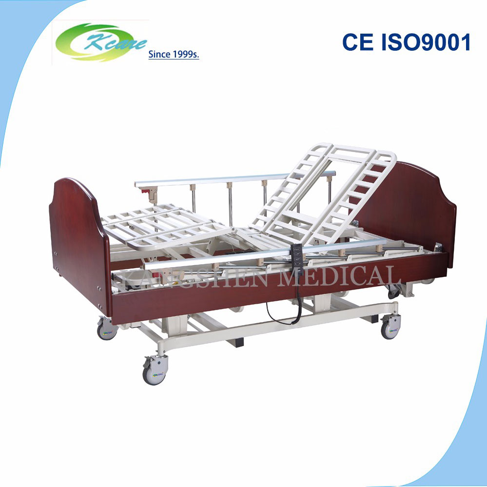 5function electric home care bed for furniture elderly people