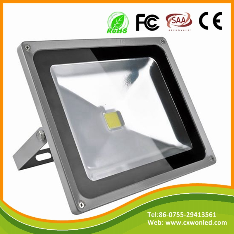 Factory Price 10W 20W 30W 50W DC 12V Volt IP65 Outdoor LED Flood Light LED Reflector Light