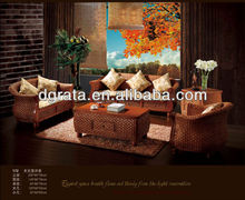 2013 antique Indian cany sofa sets is the summer best choice for the house furniture used