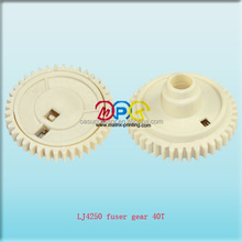 bulk sell new compatible lower pressure sleeved roller gear LJ4250, 40T, RC1-3325-000,suit for Laser Jet 4250/4350/4345