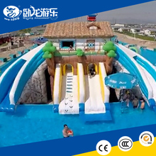 giant inflatable water slide for adult, giant metal slide for sale