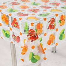 western style tablecloth