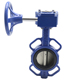 Bundor Hand Wheel Wafer Butterfly Valve Seat Ring