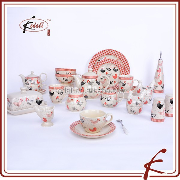 Chaozhou Kedali ceramic dinner sets in pakistan