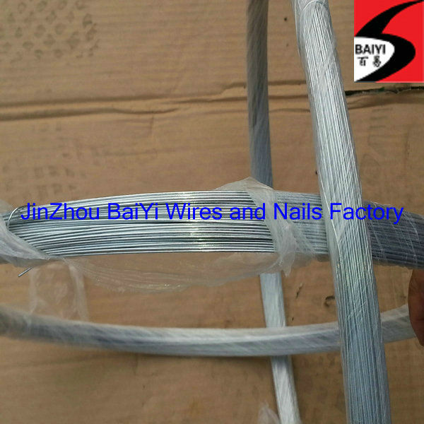 galvanized steel wire for fish net