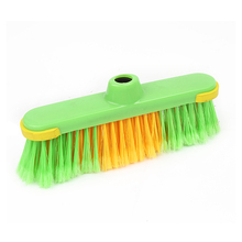Best selling excellent quality soft cleaning outdoor plastic broom