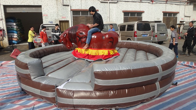 mechanical bull inflatable mat ,cheap inflatable mat mechanical bull for sale ,mechanical bull riding for sale