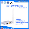 1GE WiFi ONU EPON Access Realtek Chipset Compatible with Huawei, ZTE, Fiberhome, Dasan, Alcate OLT