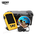 LUCKY Portable Underwater Camera & Inspection Camera System CMD sensor 3.5 inch TFT RGB Waterproof Monitor Fish Sea 20M Cable