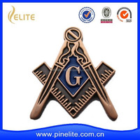 Wholesale Masonic Items, Custom Masonic Lapel Pin, Masonic Badges