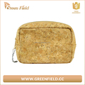 Eco-friendly Travel Natural Cork Cosmetic Bag