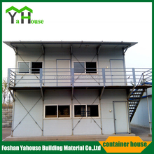 Quick Assembled Low Price Prefabricated House Container For Construstion Site Factory