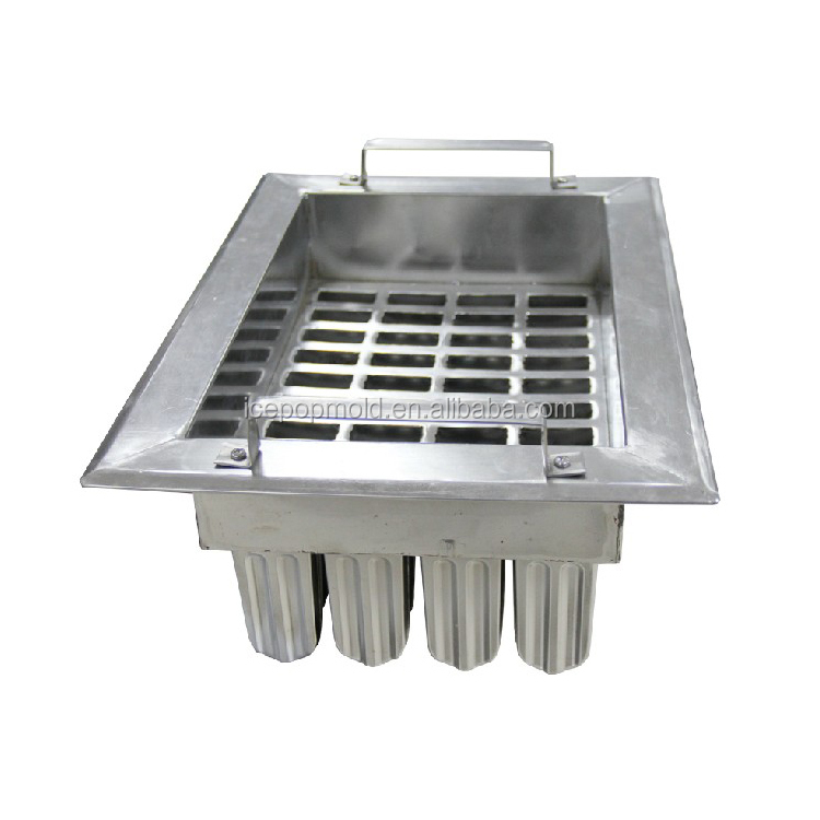 Stainless Steel Ice Popscicle Brine Tank <strong>Mold</strong>
