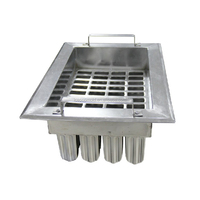 Stainless Steel Ice Popscicle Brine Tank Mold