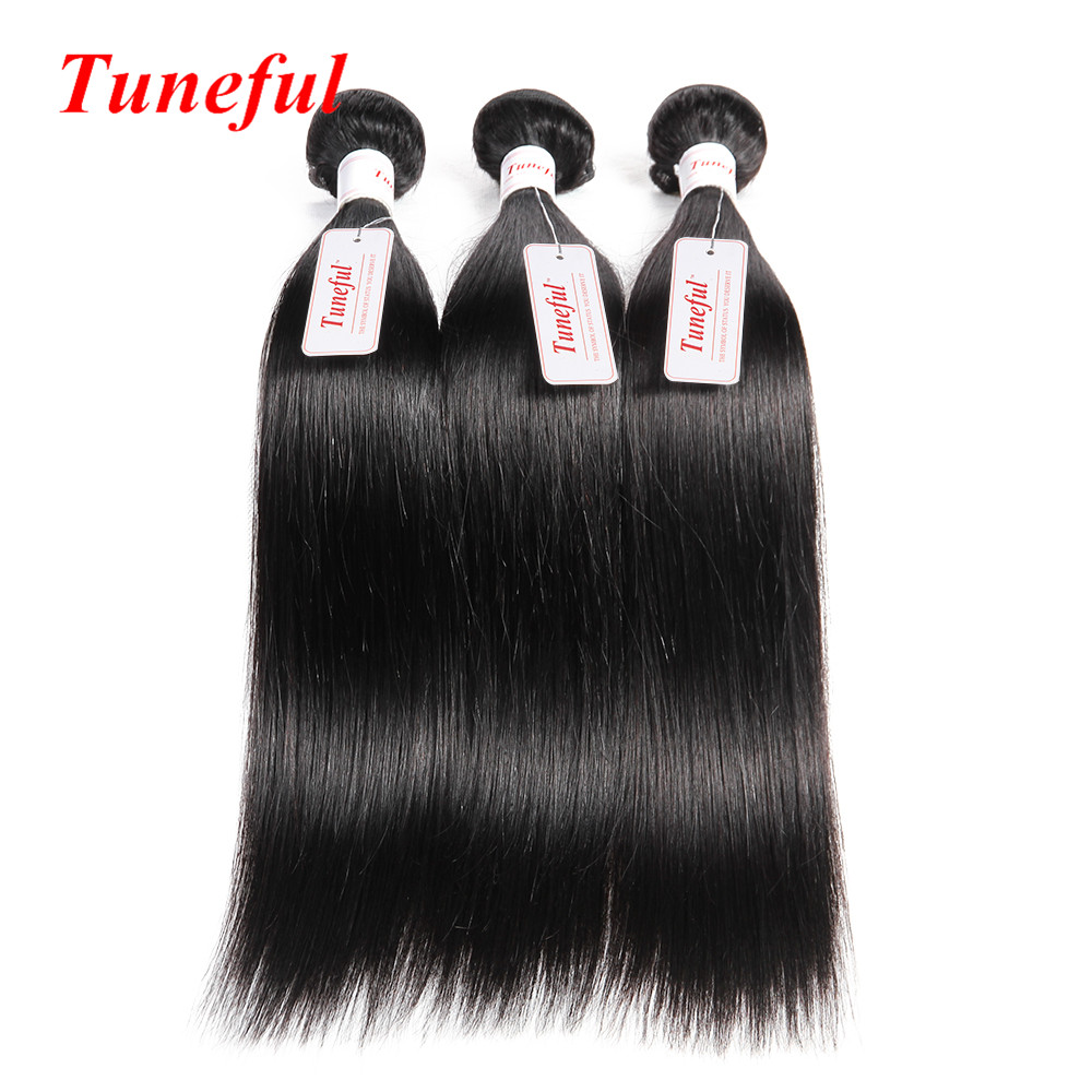 Cheap Straight Brazilian Hair Bundles 100g/pc Brazilian Virgin Hair Straight 1b Converse All Star Women Hair Company