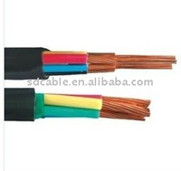 Low-Smoke Halogen-Free Fire Resistant electrical cable