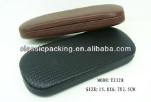 Fashion hot wholesale cool eyeglass cases, plastic cases,silicone sunglasses case