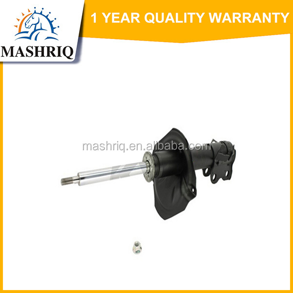 Certification iron material Auto rear shock absorber 334366 for Nissan Cefiro A33
