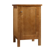 largest side cabinet 2 wooden shelf with door