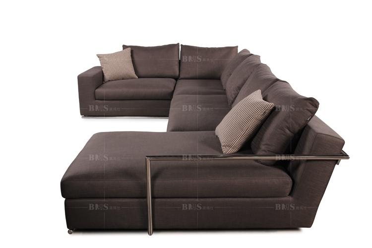 Fancy U Shaped Sofa Sloping Back Divan/chaise - Buy Fancy U Shaped ...