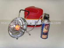 PORTABLE GAS INFRARED HEATER (fishing, hiking, camping)