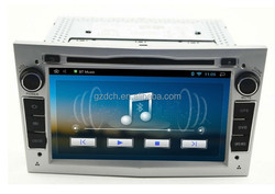 HD 1024*600 1G 16G 4.4.4 android car radio dvd for opel VECTRA ANTARA ZAFIRA CORSA MERIVA ASTRA silver color WS-8886