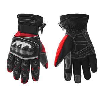 Outdoor sports fixed off-road gloves heated motorcycle motocross racing gloves