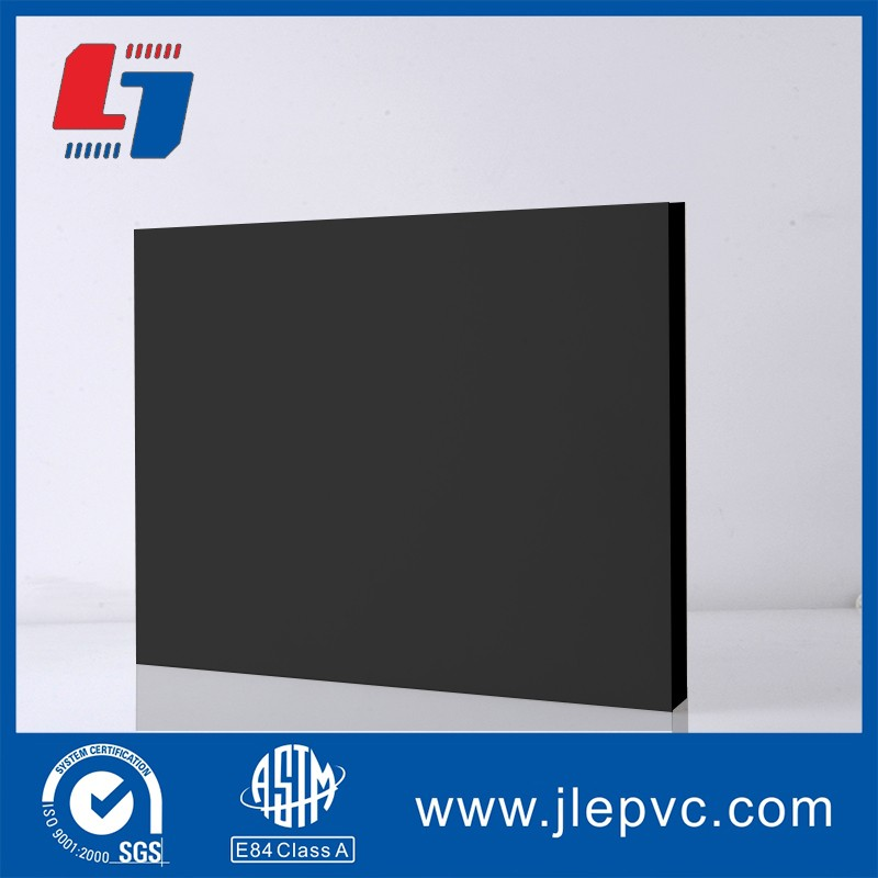 Black Pvc Foam Board For Bathroom Cabinet