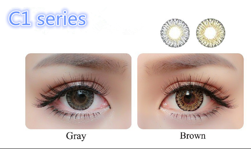 FDA approved korea geo lens medical magic color contact lenses