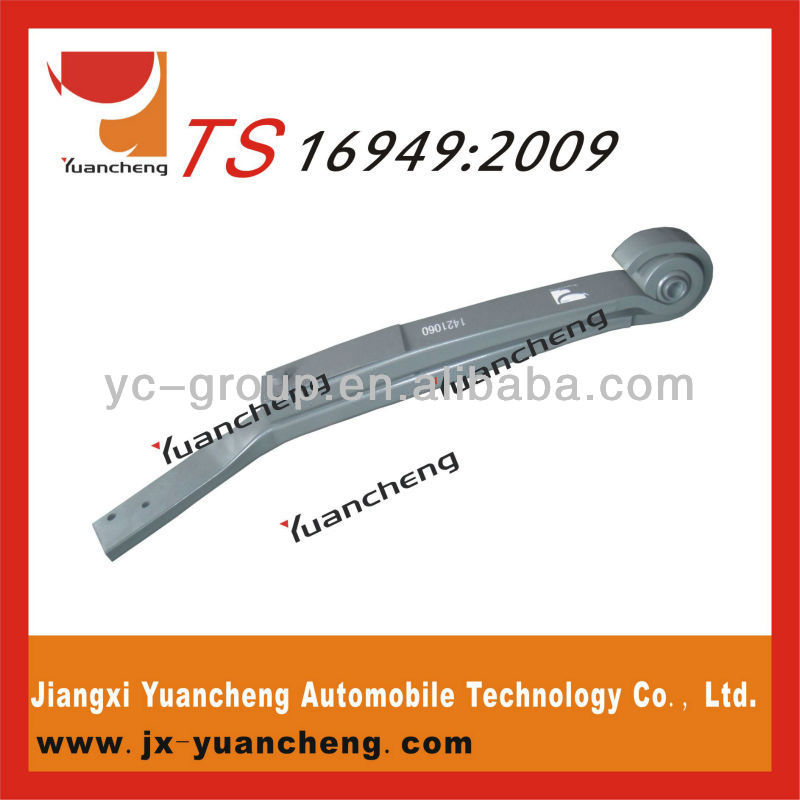Z-Type Yuancheng China professional leaf spring for OE market
