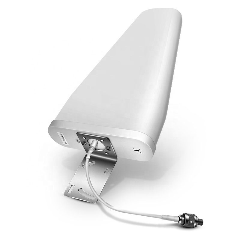 2019 high gain New 800 2700MHz LPDA Aerial Support 2g 3g 4g lte Outdoor Log Periodic Directional <strong>Antenna</strong> with N male connector