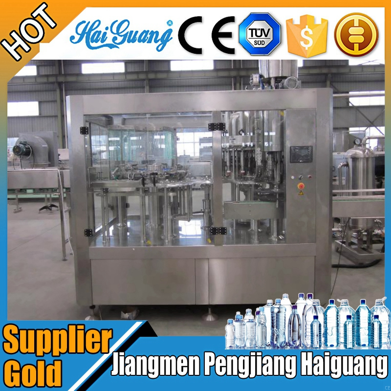 Factory direct shamoquan automatic aerated water bottling machine