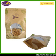 Valentine's Day Canada England Zipper Food Kraft Paper Doypack For Local Specialty